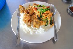 Thai food Royalty Free Stock Photography