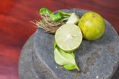 Thai food  ingredient Royalty Free Stock Images