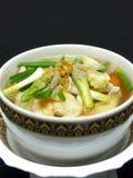 Thai food, kang jerd goong mae nam Stock Photo