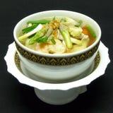 Thai food, kang jerd goong mae nam Stock Image