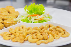 Thai food, north Hors d`oeuvres. Stock Photo