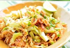 Thai food Pad thai Royalty Free Stock Photos