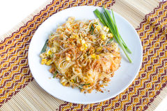 Thai food Pad thai Royalty Free Stock Image