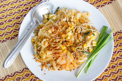Thai food Pad thai Stock Photography