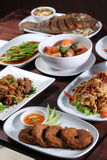Thai food popular menu Royalty Free Stock Photo