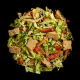 Thai food salad Stock Photos