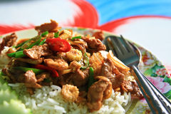 Thai food. Stock Photography