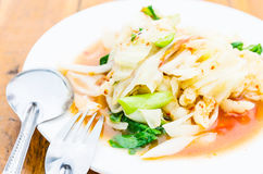 Thai food style Stock Photography