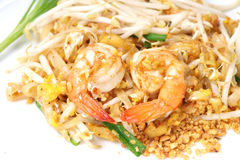Thai Food Style ,Pad Thai Royalty Free Stock Images