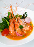 Thai Food Tom Yum Seafood Asia Food Royalty Free Stock Images