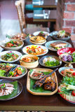 Thai foods. Royalty Free Stock Images