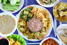 Thai foods Royalty Free Stock Images