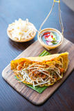 Thai foods. Traditional snack. Stock Photo