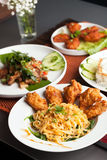 Thai Foods Variety Stock Images