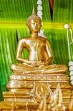 thai forntida buddha Fotografering för Bildbyråer