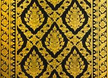 thai forntida konst Royaltyfri Bild