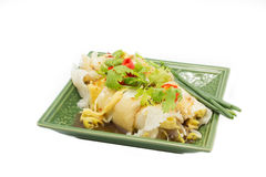 Thai spring roll Stock Photos