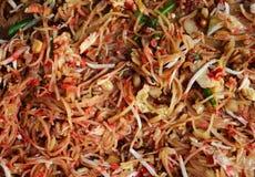 Thai Fried Noodles Stock Photos
