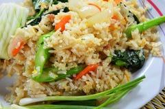 Thai fried rice Royalty Free Stock Photos
