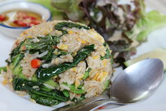Thai fried rice Royalty Free Stock Photo