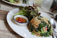 Thai fried rice Stock Images