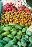 Thai Fruit Market Royalty Free Stock Photo
