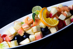 Thai Fruit Salad Stock Image