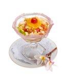 Thai fruit salad Stock Photos