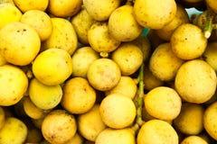 Thai fruits Stock Photo