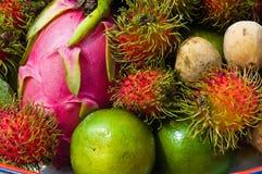 Thai Fruits Stock Image