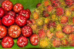 Thai fruits, Asia Royalty Free Stock Photography