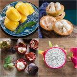 Thai fruits. Stock Photo