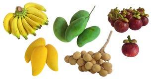 thai frukt Fotografering för Bildbyråer