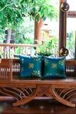 Thai furniture Stock Images