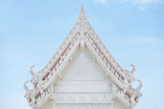 Thai gable Stock Images