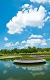 Thai garden Royalty Free Stock Photo