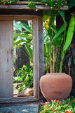 Thai Garden Stock Images