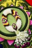 Thai garland Stock Photography