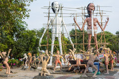 Thai ghost Stock Photo