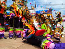 Thai ghosts festival. 'Phitakhon' is Thai ghosts festival at Loei province in Thailand Stock Image