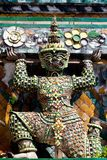 Thai Gian tsculpture Stock Images