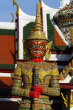 Thai Giant in Grand palace Stock Images