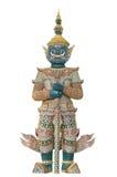 Thai giant guardian Royalty Free Stock Photo