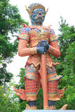 Thai giant sculpture Royalty Free Stock Photography