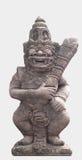 Thai giant smiling Stock Image