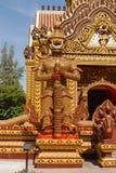 Thai giant statues Royalty Free Stock Photo