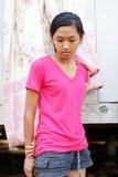 Thai girl Stock Photography