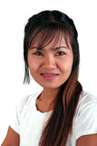 Thai girl with braces Stock Images