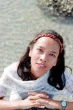 Thai Girl Portrait Stock Photos