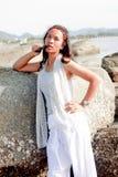 Thai Girl Portrait Royalty Free Stock Image